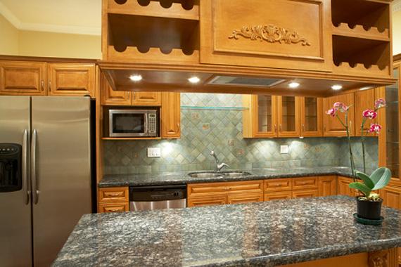 Under Cabinet Lighting  Kitchen Counter Lighting Upgrades