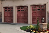 Faux Wood Garage Doors: Look of Wood at a Budget Price