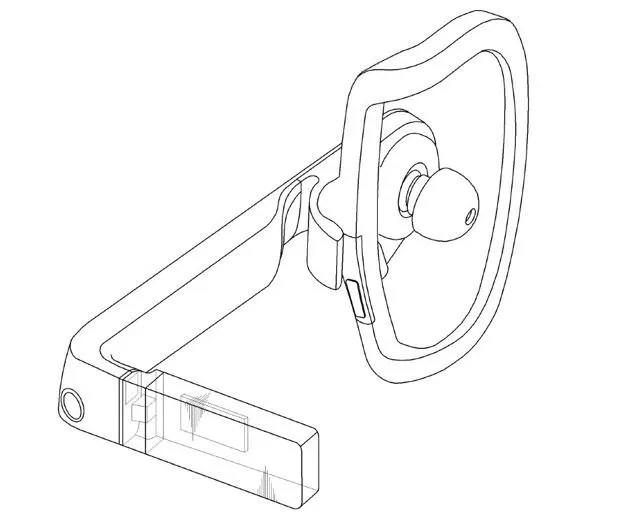 Samsung patents a competitor to Google Glass called
