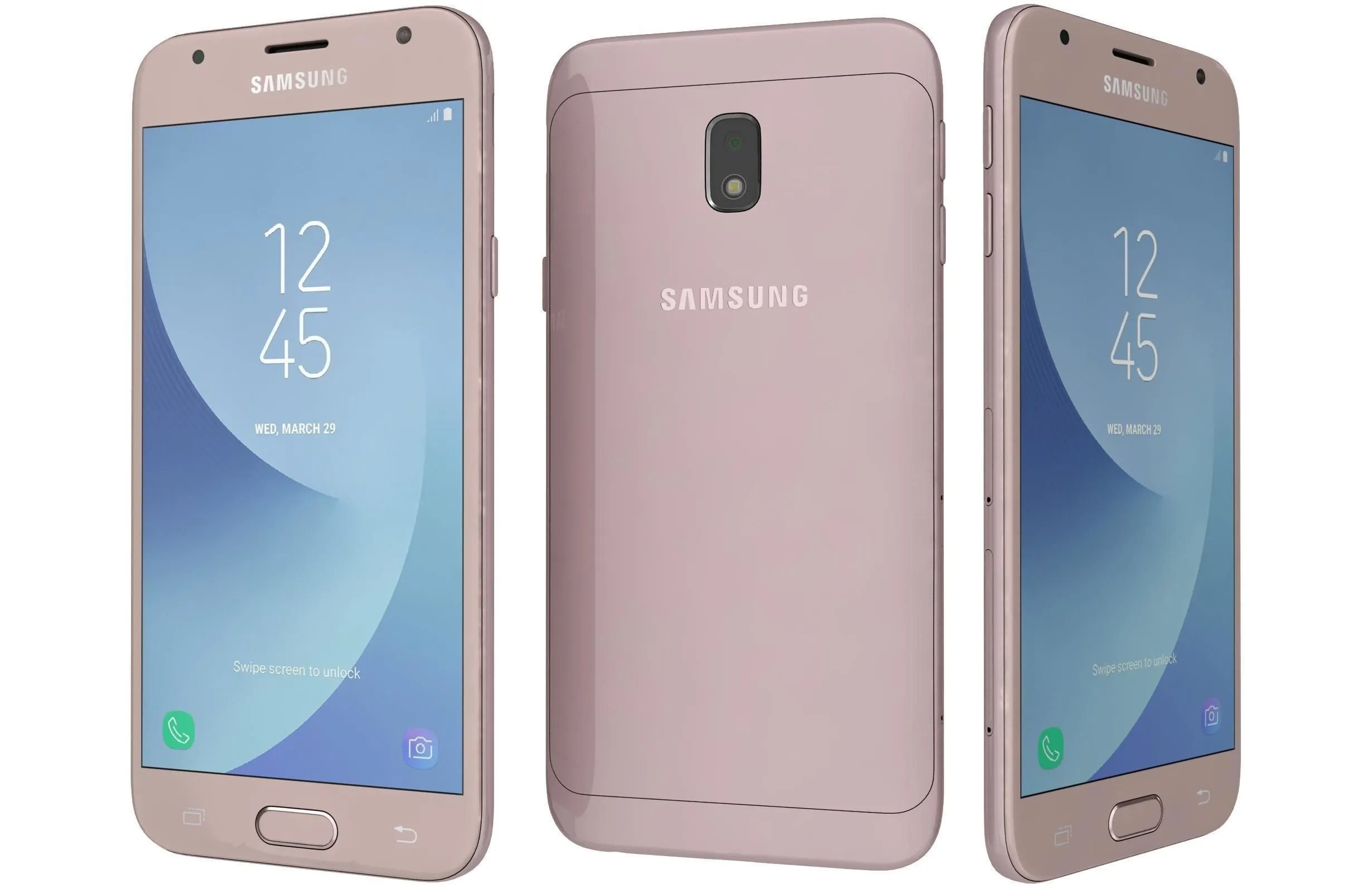 Samsung Galaxy J 3 Samsung Galaxy J3 (2018) Variant With 5-inch Hd Display