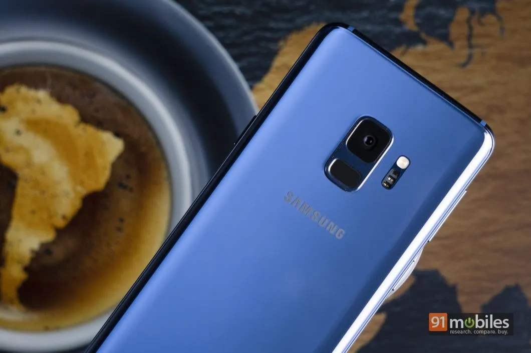 Samsung Galaxy S9 and S9+ users reportedly facing battery drain