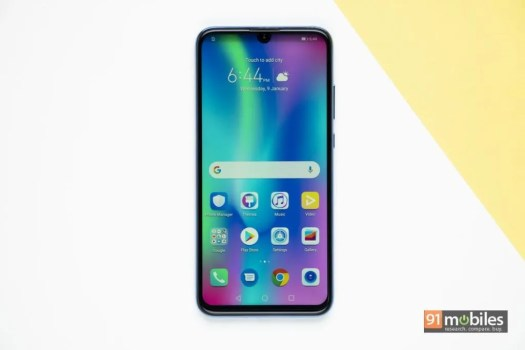 Honor 10 Lite goes for sale in India via official site, Flipkart