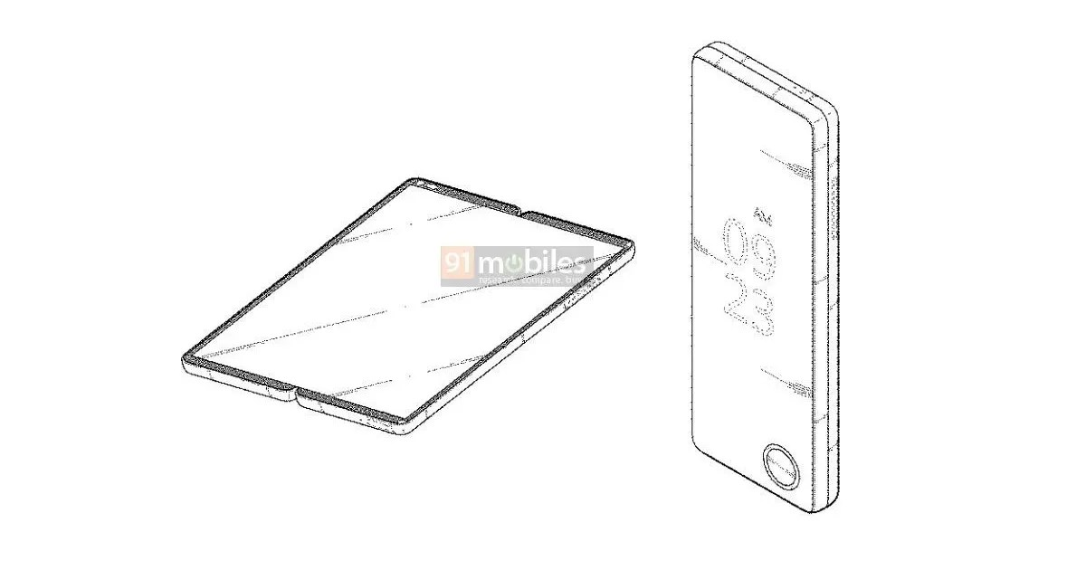 LG details foldable phone design in new patent application