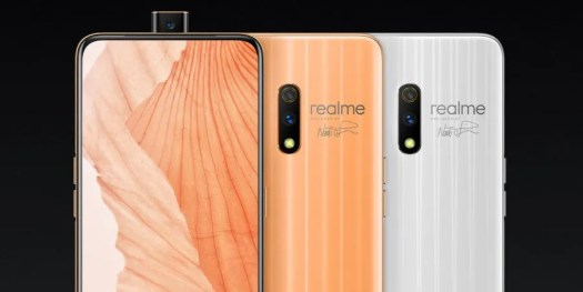 Realme X Ginger and Onion edition