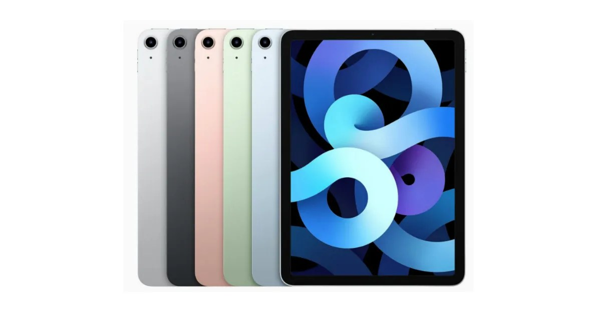 iPad Air 4 and iPad 8 launched: India price, specifications | 91mobiles.com