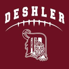 Image result for deshler football