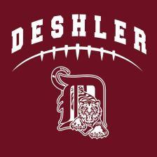Image result for deshler football