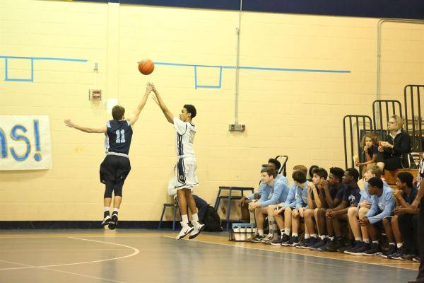 Covington High School Basketball