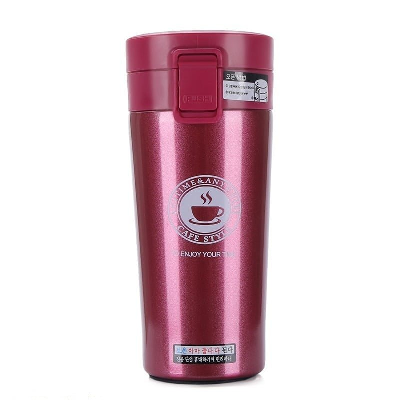 Insulated Thermo Travel Coffee Mugs