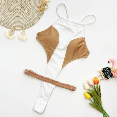 Women Extreme Cut Out String Swimwear