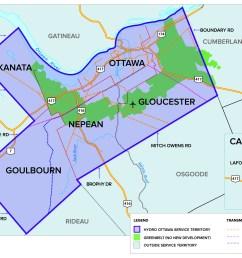 hydro ottawa coverage map [ 2979 x 2253 Pixel ]
