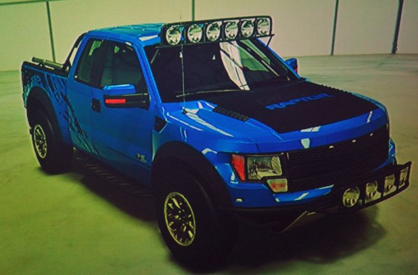Virtually Awesome: The Raptor F150 Comes to Forza 4