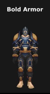 Transmogrification Plate Armor Dungeon Sets (WoD 6.2 ...