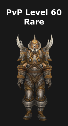 Transmogrification Shaman PvP Level 60 Sets WoD 62