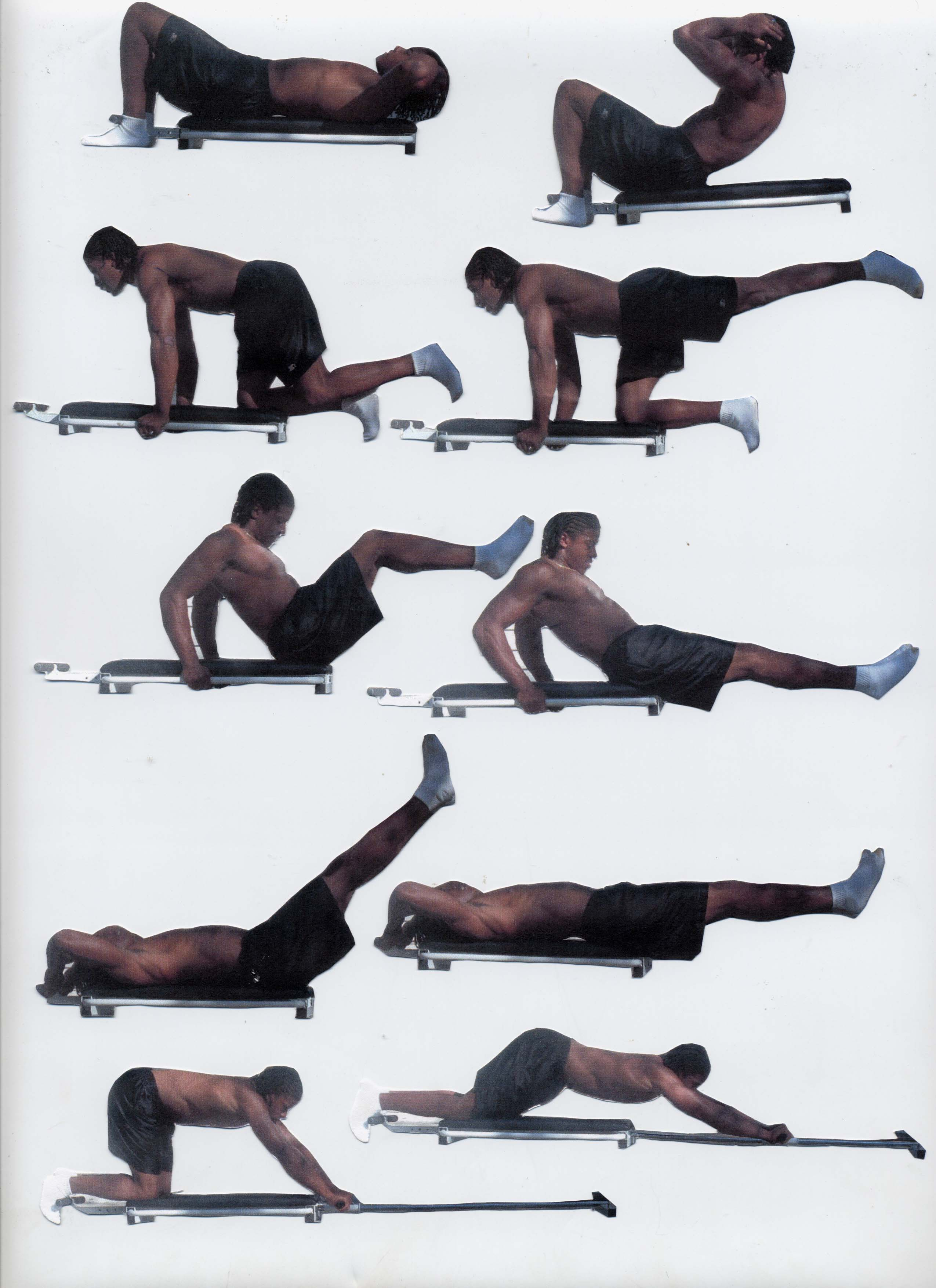 Workout Without Equipment Men