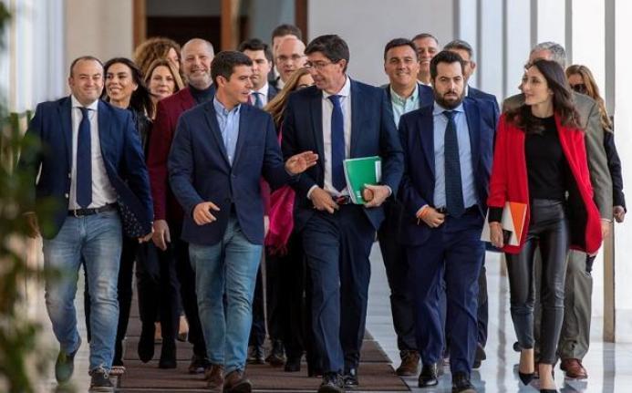 Andalucía | Las voces de Ciudadanos ante su debacle | Ideal