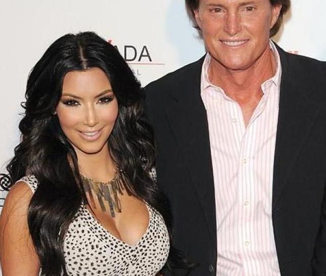 Kim Kardashian Apoya A Su Padrastro Bruce Jenner En Su Cambio De Sexo