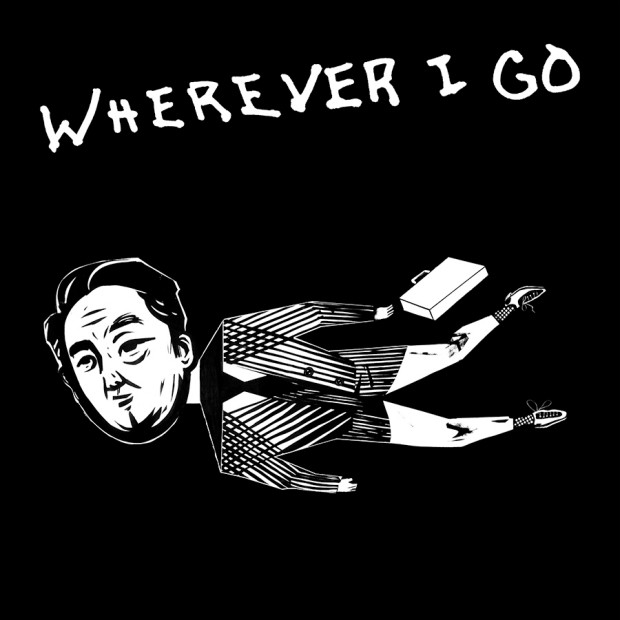 Image result for wherever i go album cover