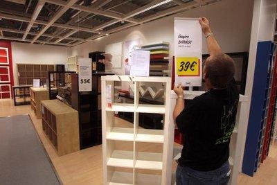 Le I Day Ouverture De Ikea Reims Thillois Et Ikea Avignon