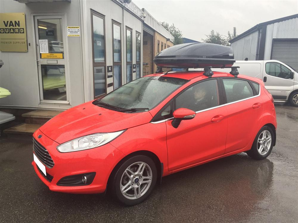Image Result For Ford Fiesta Roof Rack