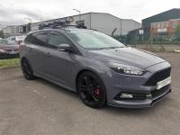 Ford Focus St Roof Rack