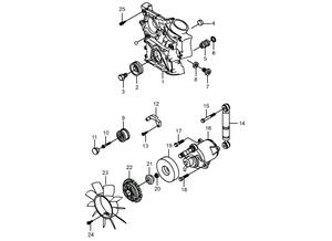 ENGINE SSANGYONG REXTON