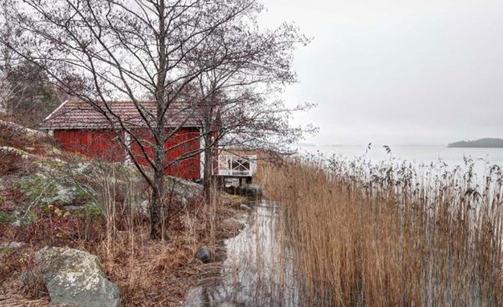 Kalastajakylä on hyvien haukivesien äärellä.