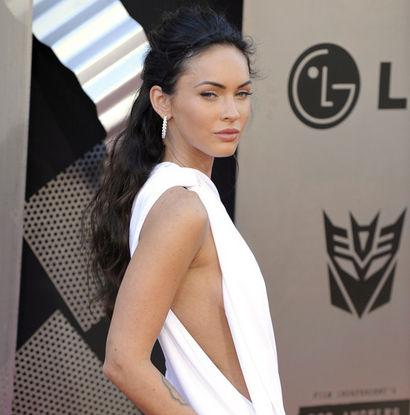 Megan voitti äänestyksen toista kertaa peräkkäin. Aiemmin samaan on pystynyt vain Jennifer Lopez.