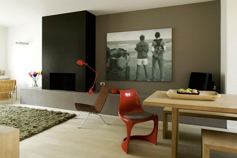 Decoratie  Muur en plafond Inspirerende kleuren in huis