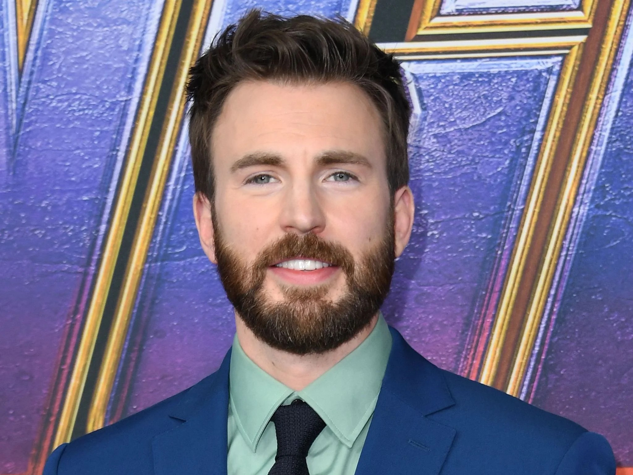 Chris Evans Addresses Nude Photo Leak In First Interview