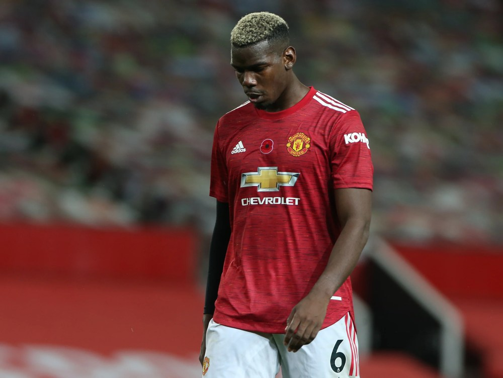Paul Pogba: Manchester United midfielder sorry for 'stupid mistake' for  Arsenal penalty   The Independent