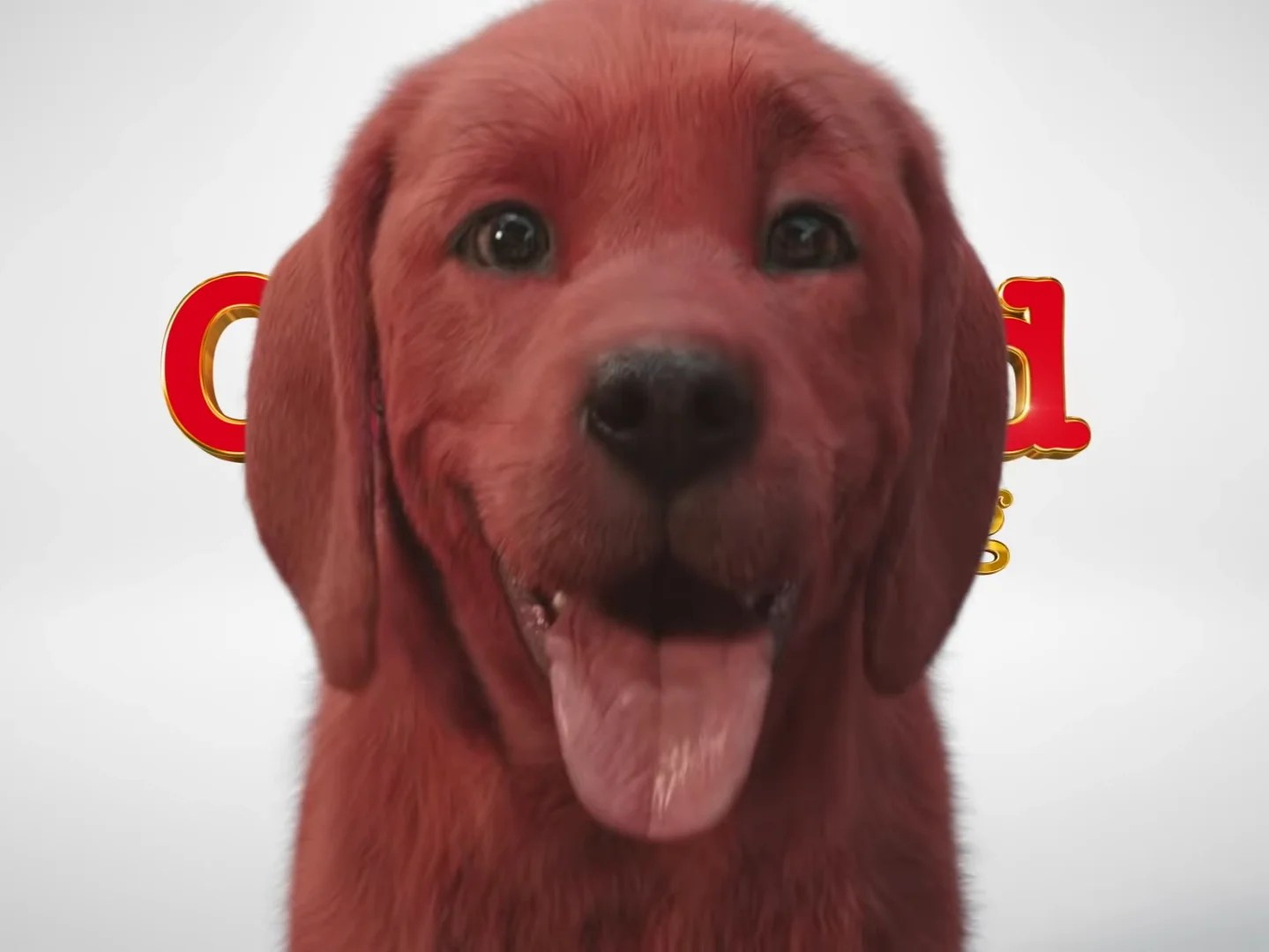 Clifford The Big Red Dog Film Teaser Unnerves Fans With A
