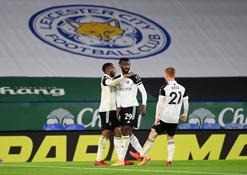 Fulham stun Leicester as Ivan Caveilo banishes the penalty blues | The  Independent