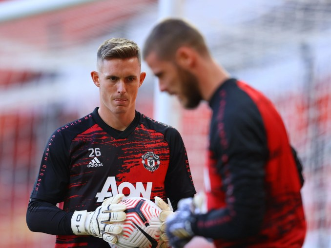 Dean Henderson vs David de Gea: The goalkeeping dilemma that could define  Manchester United's season   The Independent