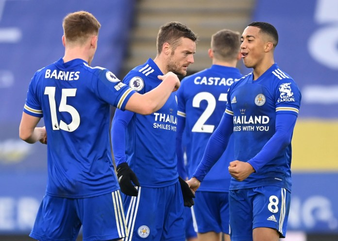 Leicester vs Manchester United result, final score and report   The Independent