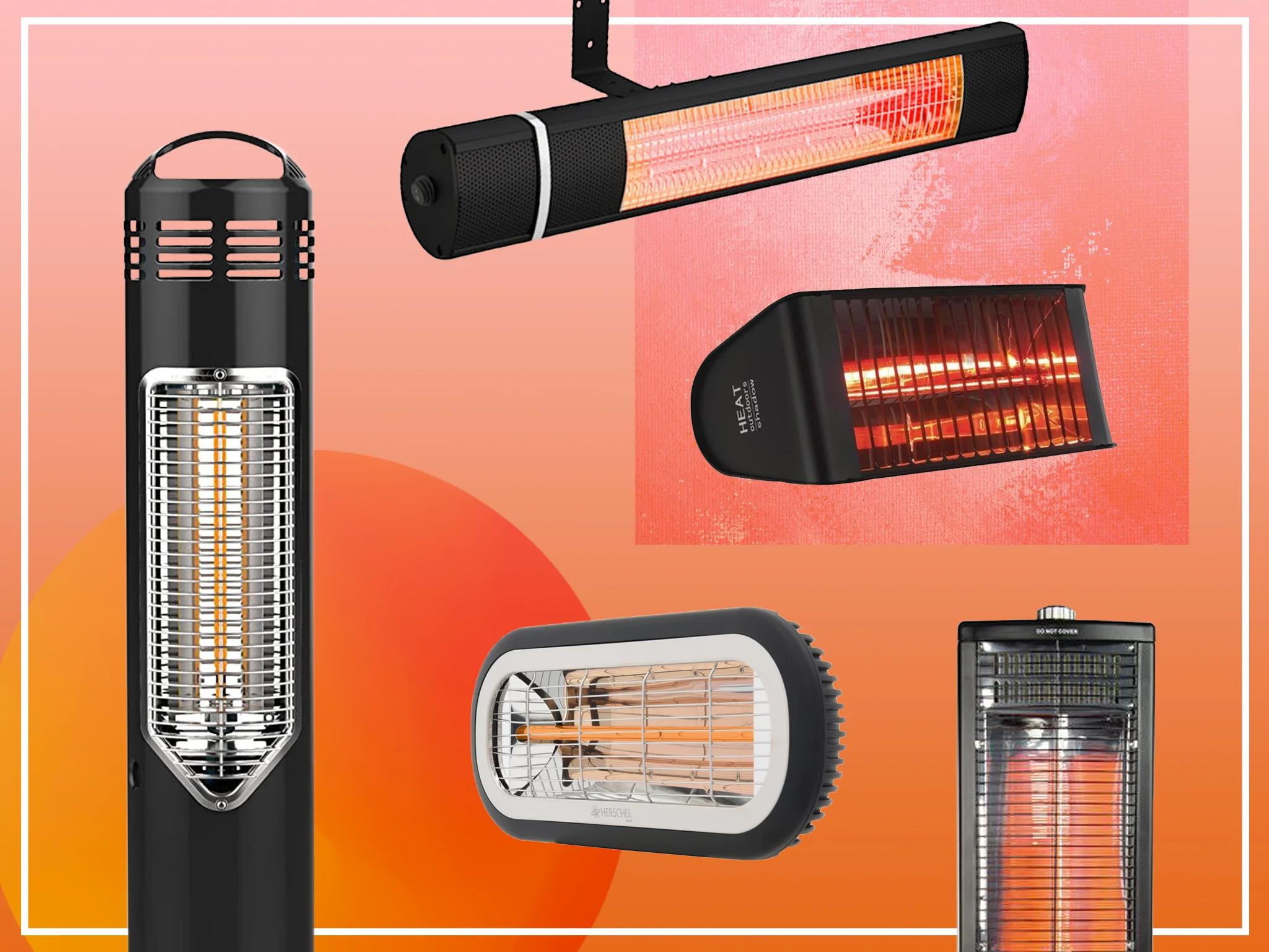 best patio heater 2021 electric or gas