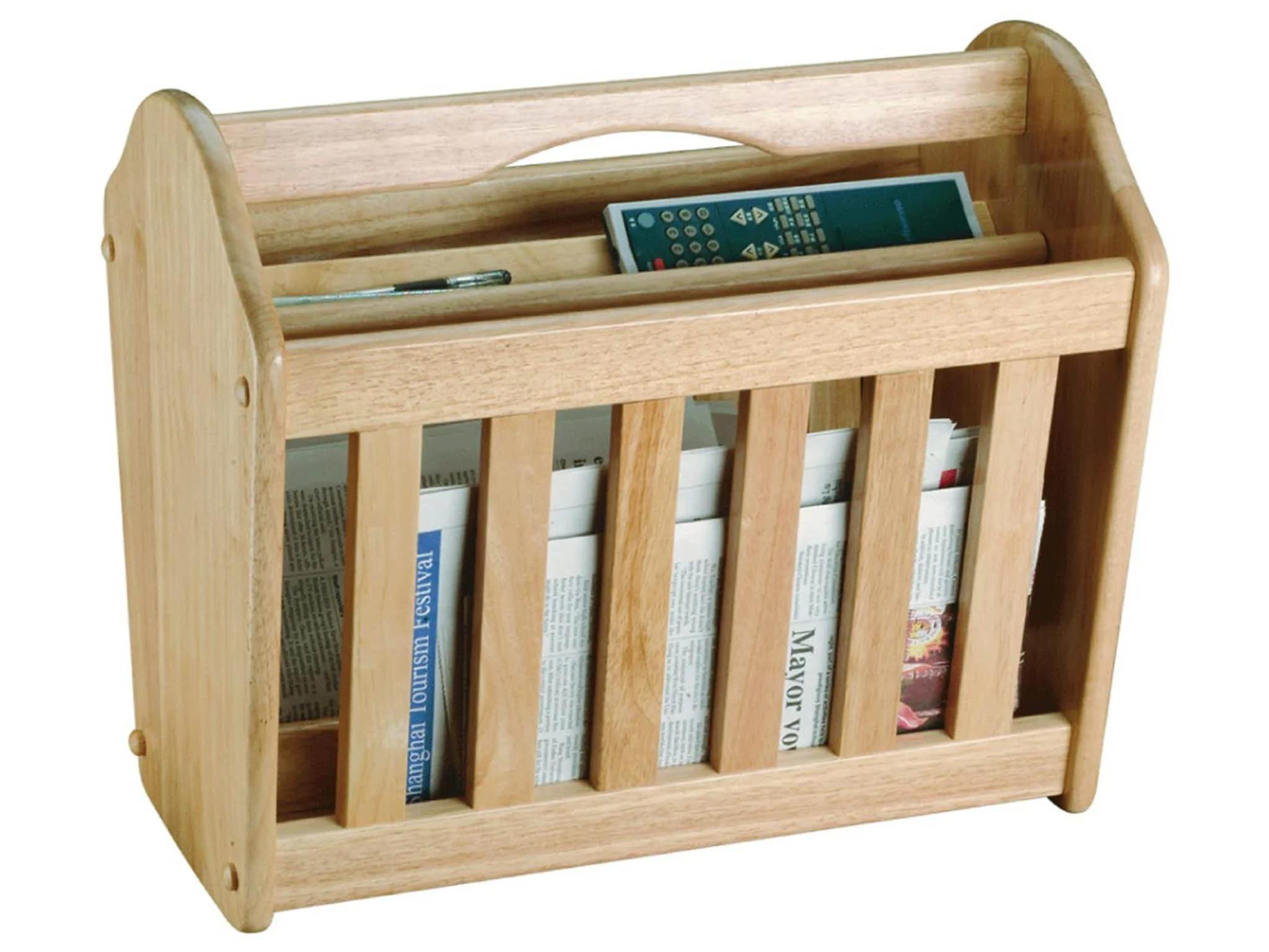 best magazine racks and holders from
