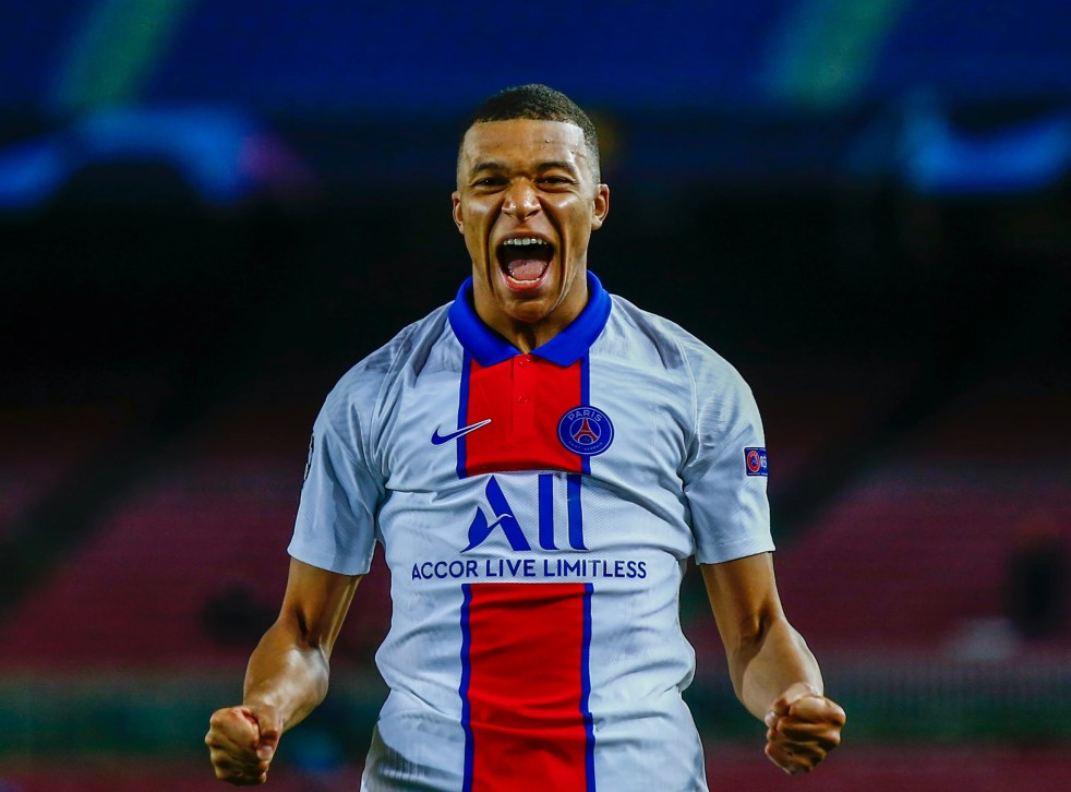 Kylian Mbappe's magic overshadows something even more important for PSG | The Independent