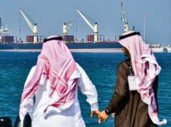 <p>Saudi Arabia, the world's top oil exporter, aims to generate 50 per cent of its energy from renewables by 2030</p>