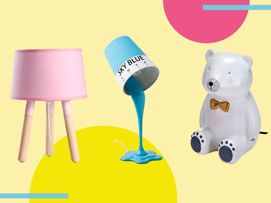 Best Kids Lamps 2021 Bedside Nightlights Desks And More The Independent