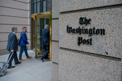 Trump's Justice Department slammed for obtaining Washington Post journalists' phone records