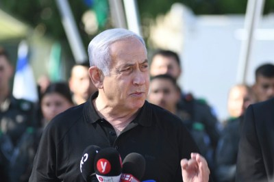 Netanyahu says airstrike on Gaza tower did not hit 'uninvolved' people as Biden calls Israel and Abbas