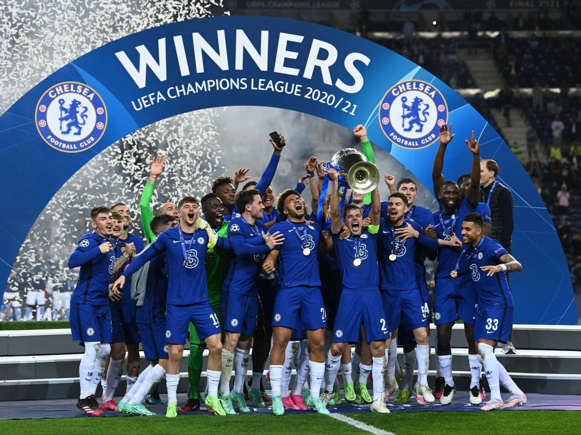 Man City vs Chelsea result: Champions League final score, goals and report    The Independent