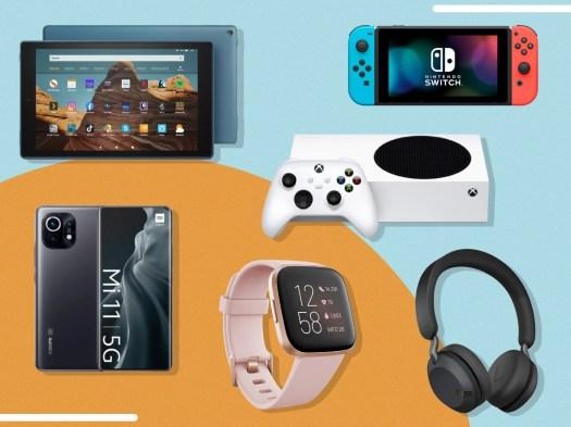 Amazon Prime Day tech deals 2021: Best UK offers on Sennheiser headphones, Garmin watch, Fitbit and more 2