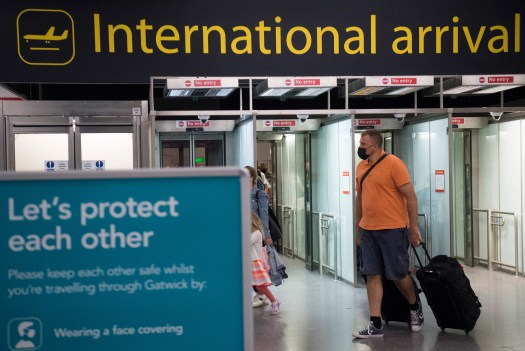 Fully-vaccinated Brits could be exempt from quarantine after amber list holiday, report says 2