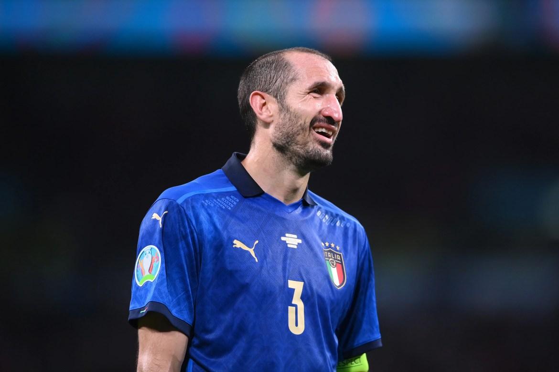 Euro 2020: Giorgio Chiellini embodies Italy's never-say-die spirit in  battle with familiar foe Alvaro Morata   The Independent