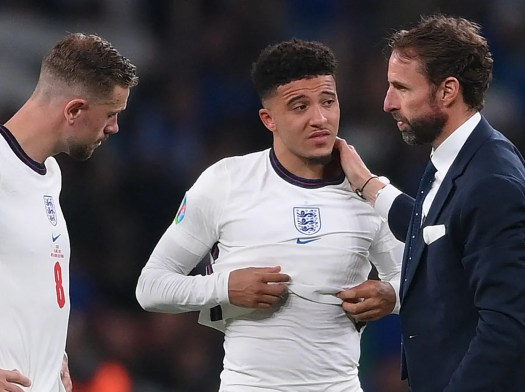 Euro 2020 news live: England reaction after Italy win final on penalties 2