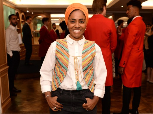 Nadiya Hussain says in the past she wanted to 'bleach the brown out of her' 2
