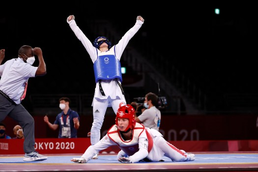 'I feel dead inside': GB's Bianca Walkden devastated to miss out on taekwondo gold at Tokyo Olympics 2