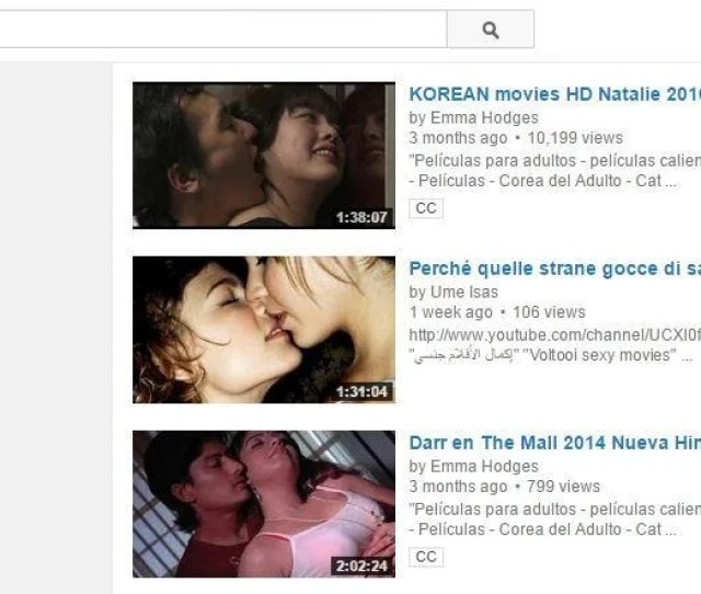 Lots Of Porn Was Hidden On Youtube Using Irish Language Titles